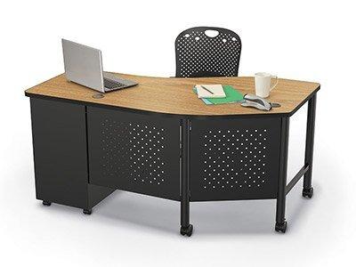 MOORECO-Instructor-Teacher_s-Desk-II